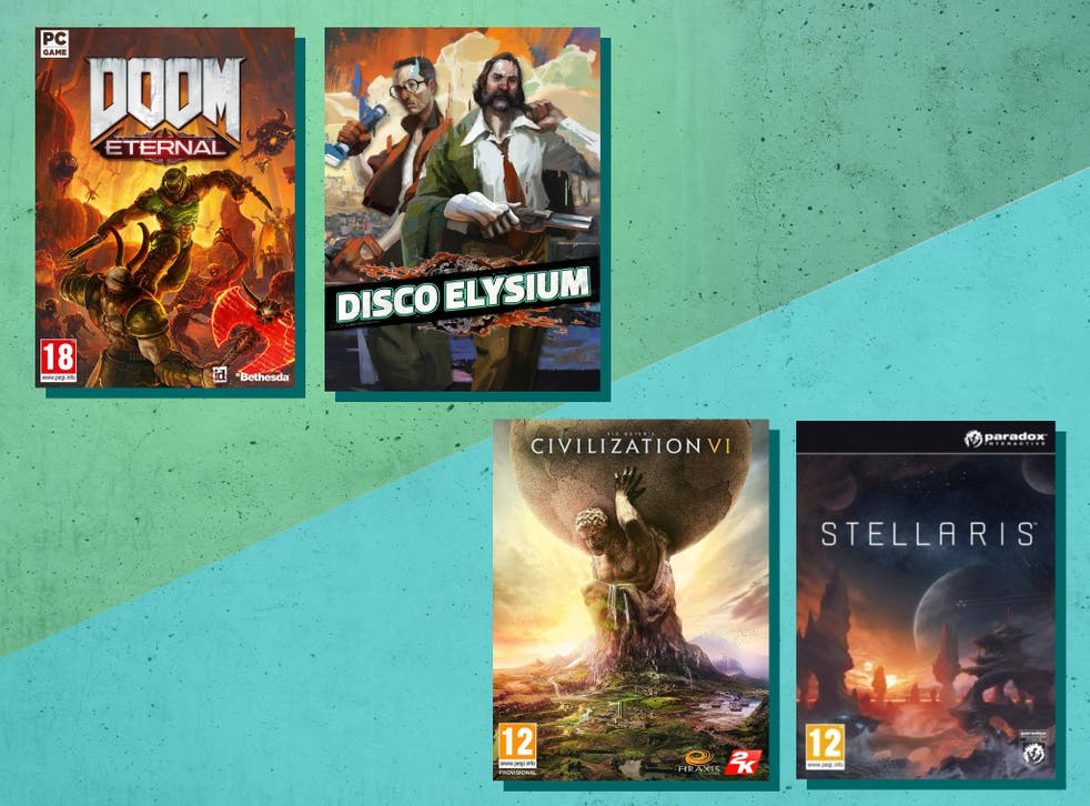 <p>From strategy to RPG and first-person shooters, there's something for everyone in our selection</p>