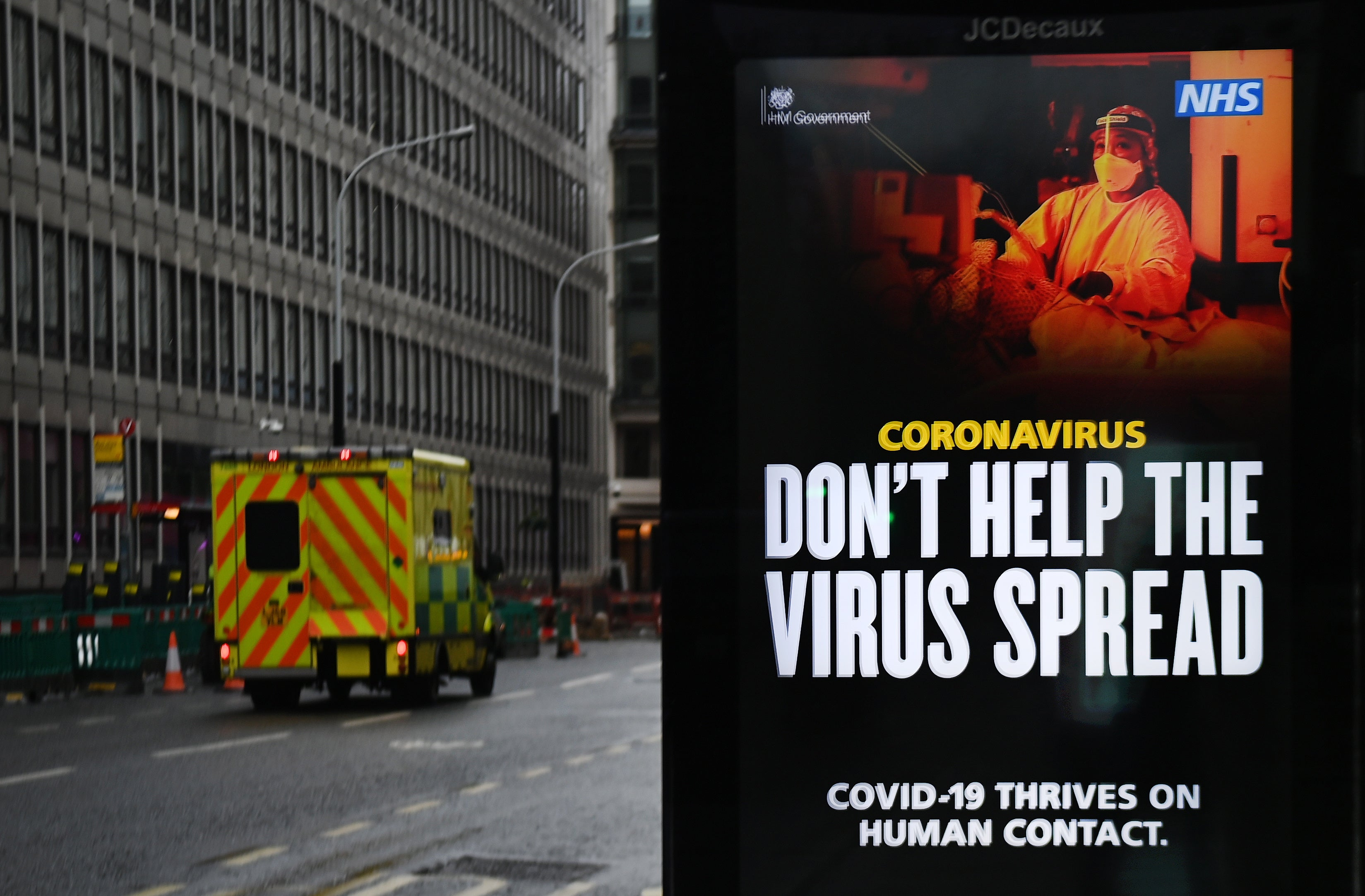 Coronavirus: Record death toll is 'appalling' and there is 'more to come', Boris Johnson admits