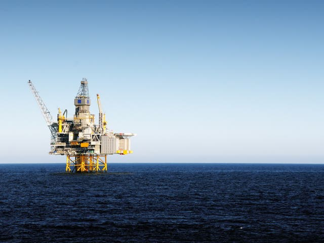 <p>SpaceX ha adquirido dos plataformas petroleras estacionadas en el Golfo de México.</p>