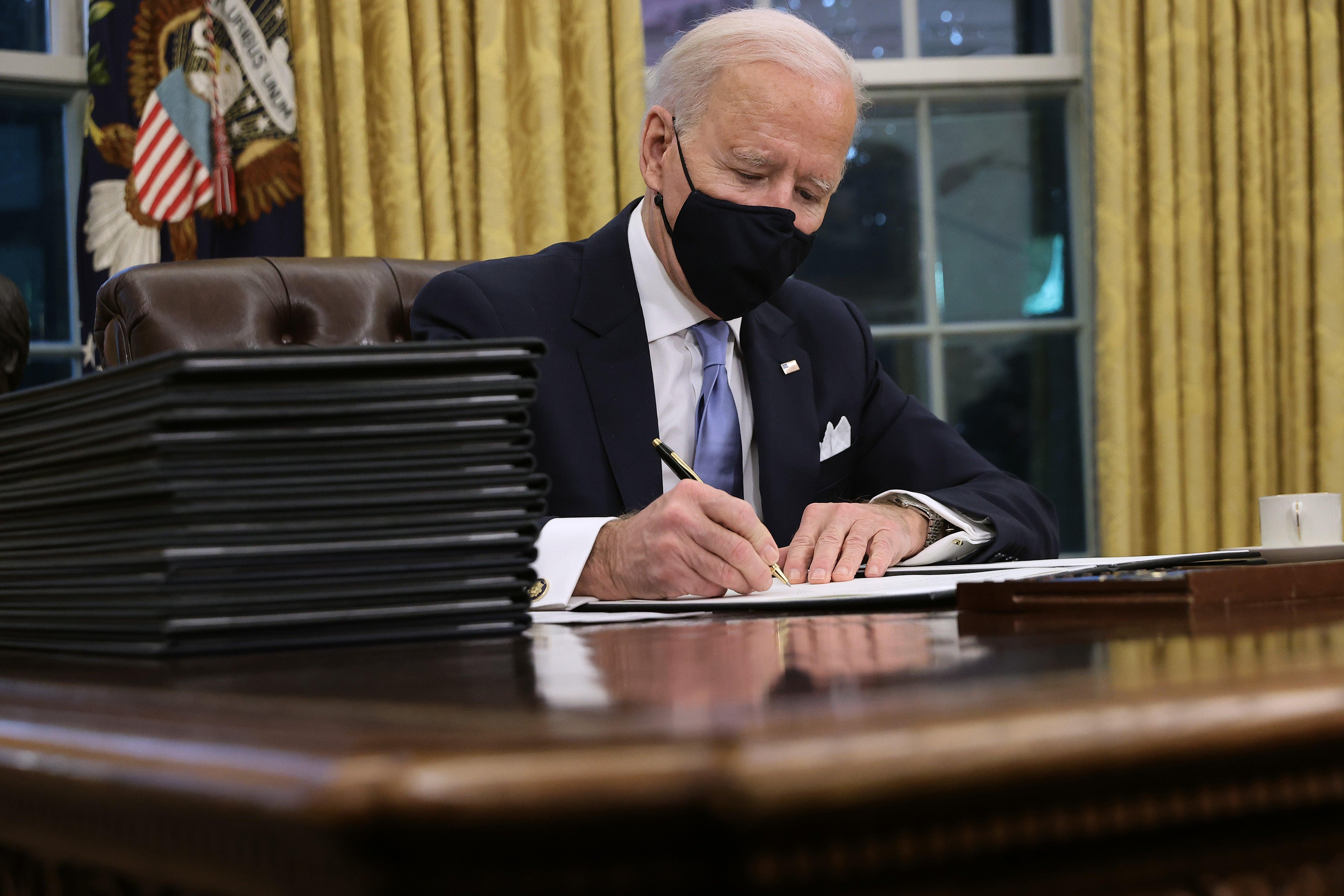 Biden news