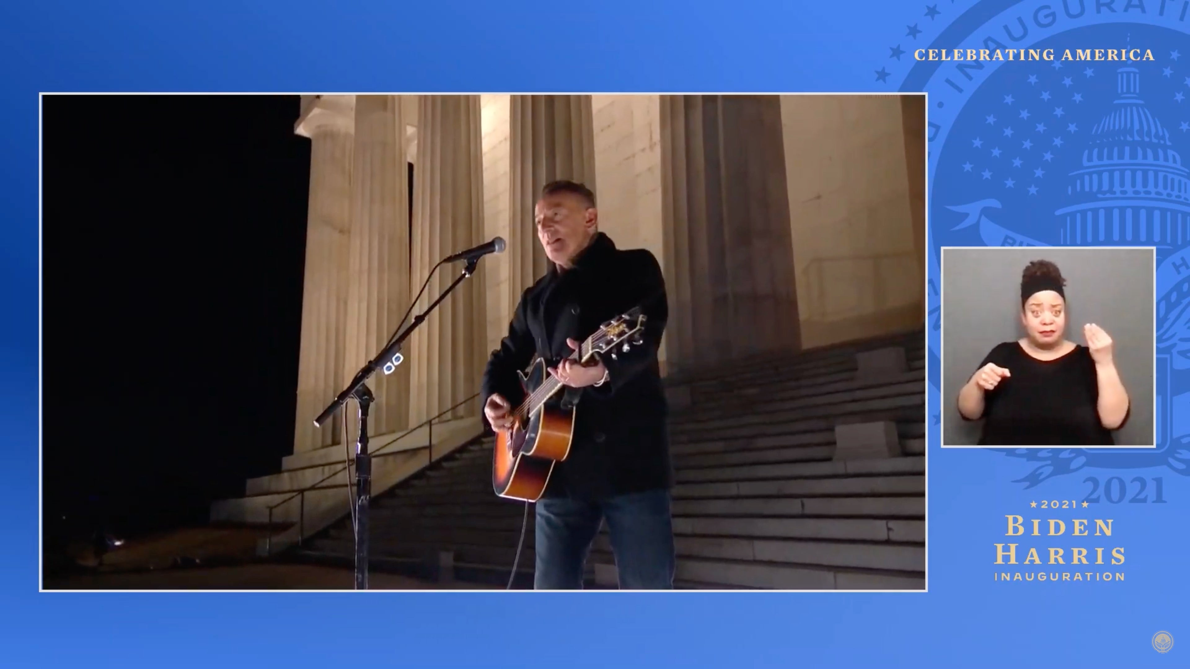 Biden inauguration concert - live: John Legend, Yo-Yo Ma and more perform at celebration hosted by Tom Hanks - The Independent