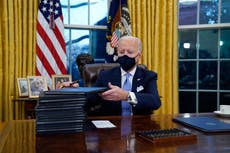 Biden apuesta en grande a una reforma sobre inmigración