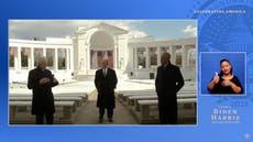 Barack Obama, Bill Clinton y George W. Bush desean éxito a Joe Biden en un nuevo mensaje