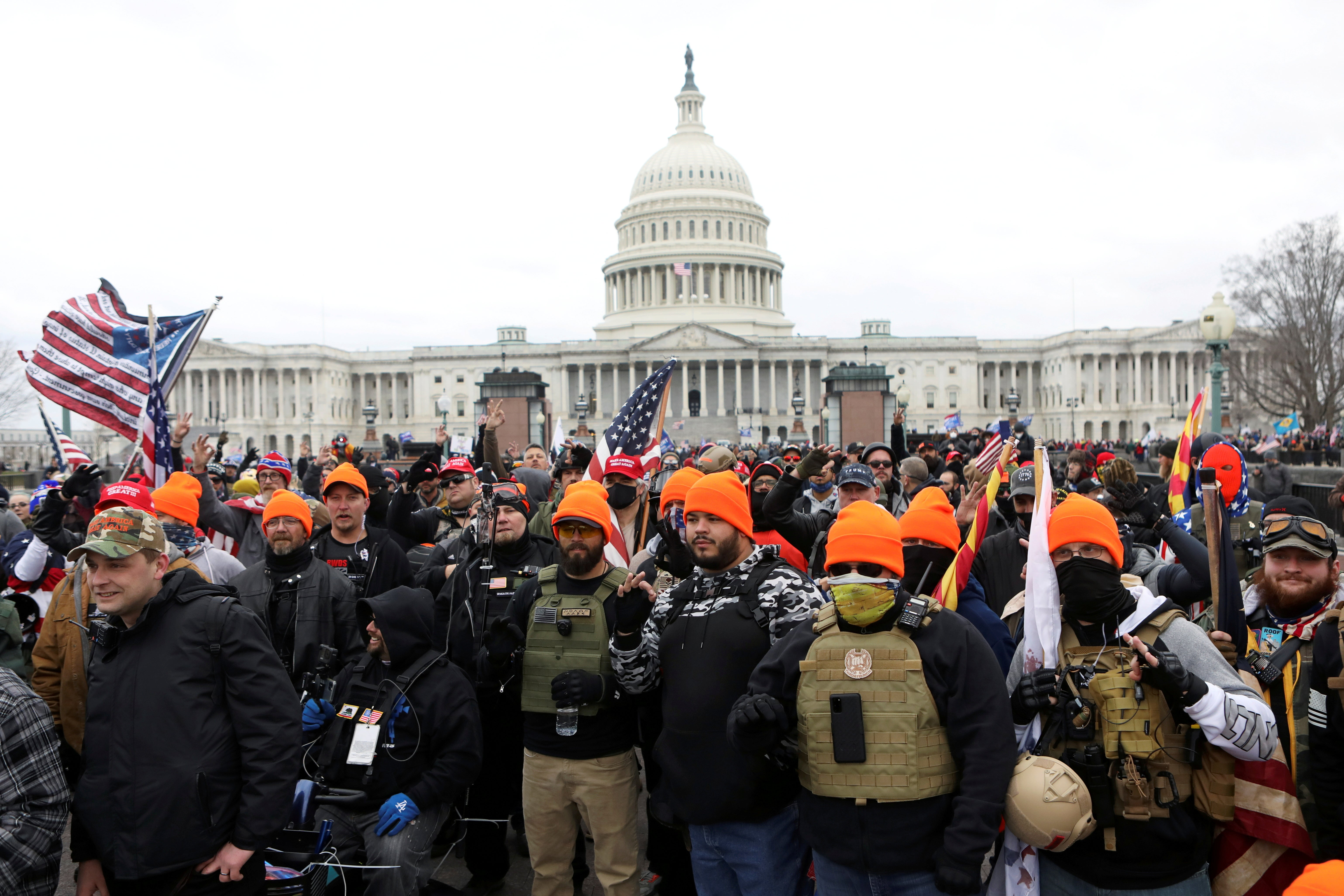 The Capitol invasion was not 9/11 in terms of violence but its political importance may be greater