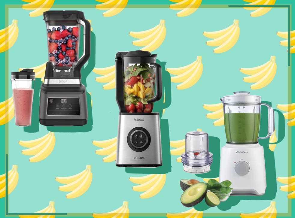 Best Blenders Of 2021 For Smoothies Soups And Sauces The Independent