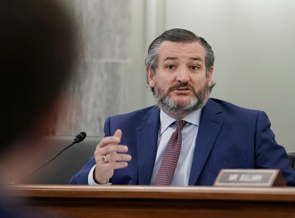 Ted Cruz is said to have few friends on Capitol Hill
