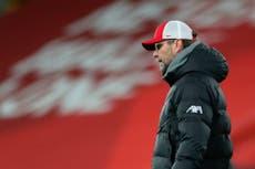 Liverpool: Klopp atribuye la sequía de gol a la toma de decisiones