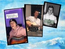 Canciones de marineros: Nathan Evans, estrella de TikTok, firma contrato con compañía discográfica