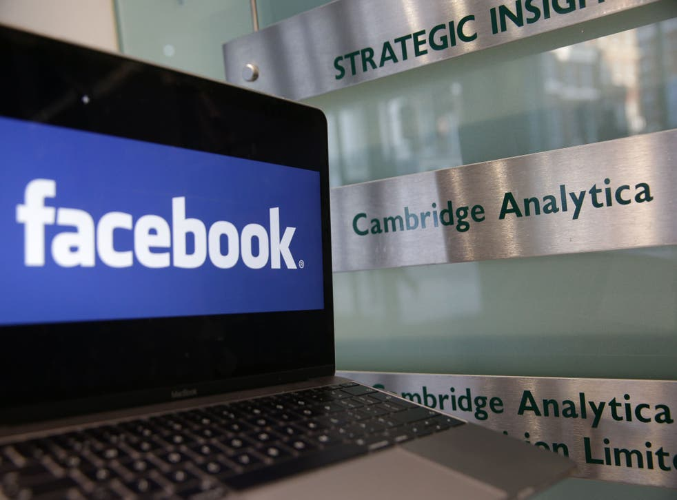 <p>India's central bureau of investigation files FIR against Cambridge Analytica for accessing data of half a million users</p>