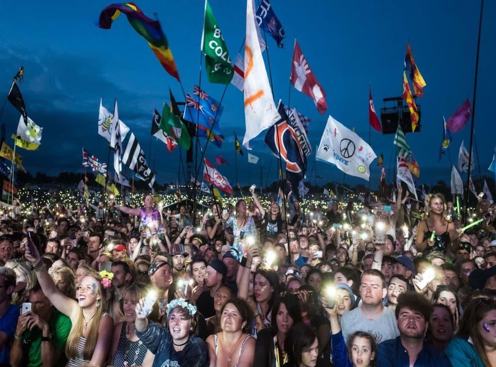 <p>Emily Eavis has announced an alternative livestream Glastonbury event for 2022</p>