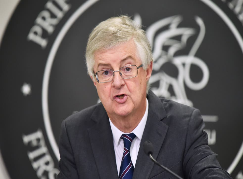 Mark Drakeford leads the Welsh Labour Party and has been First Minister of Wales since 2018