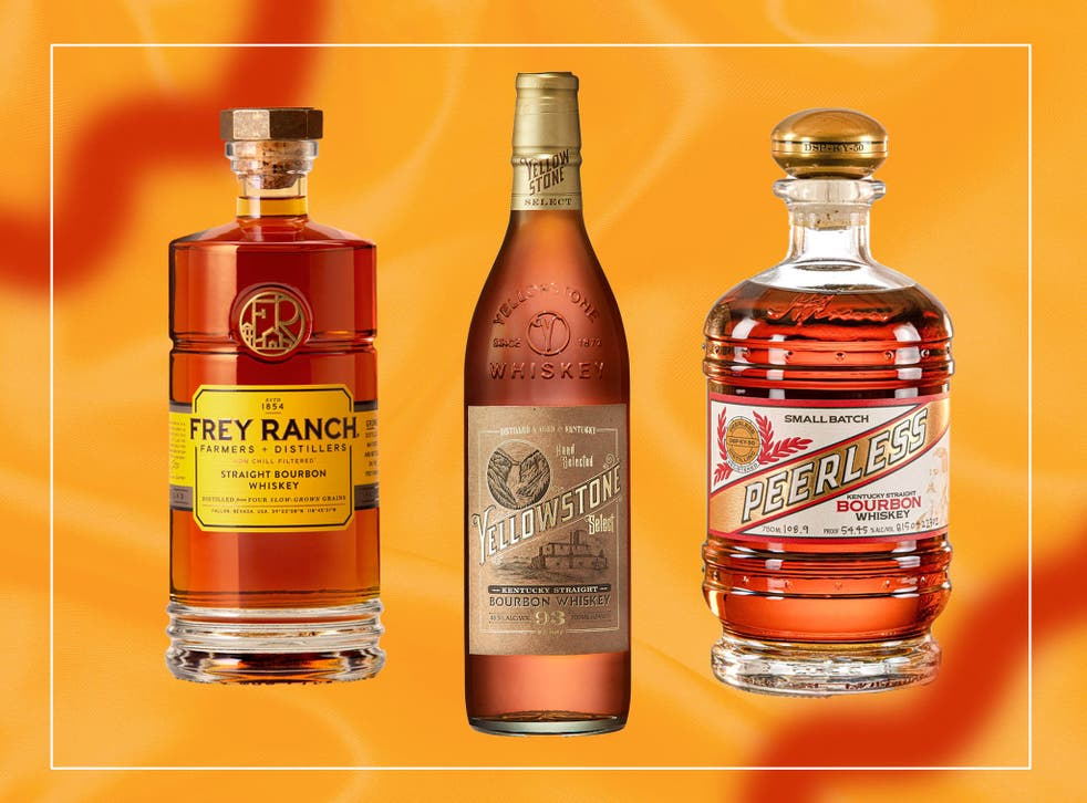 <p>The spirit must be made in the US from a minimum of 51 per cent corn and aged in charred new oak to qualify as a bourbon</p>