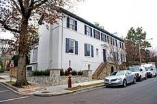 Casa alquilada por Ivanka Trump vuelve al mercado por $18,000 al mes
