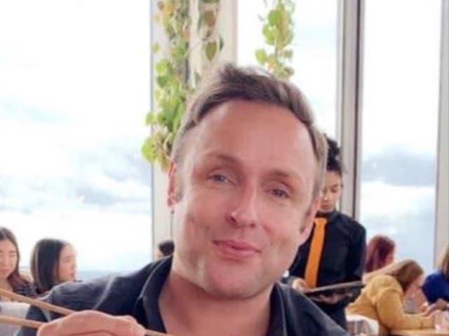 Dancer Adrian Murphy was found poisoned