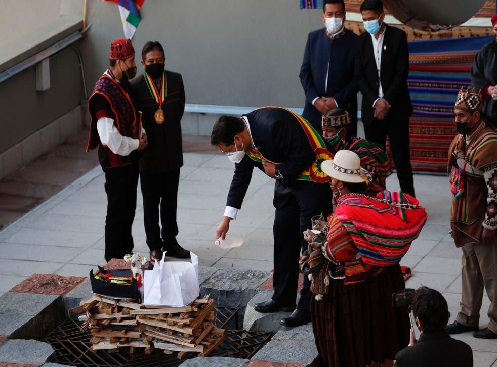 BOLIVIA-FERIADO