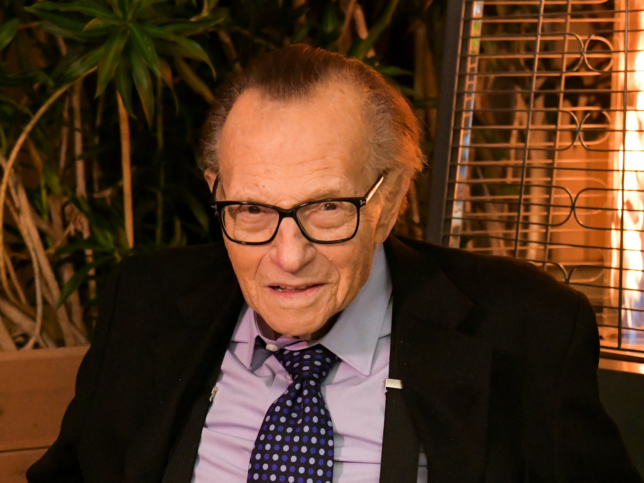 Larry King death: Tributes to 'television legend' after death aged 87
