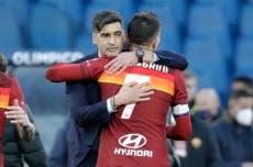 Serie A: Roma se lleva un triunfo agónico ante Spezia