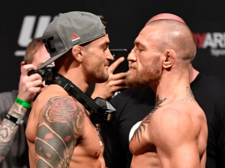 Conor McGregor vs Poirier - LIVE: UFC 257 stream, latest updates and UK start time from Fight Island