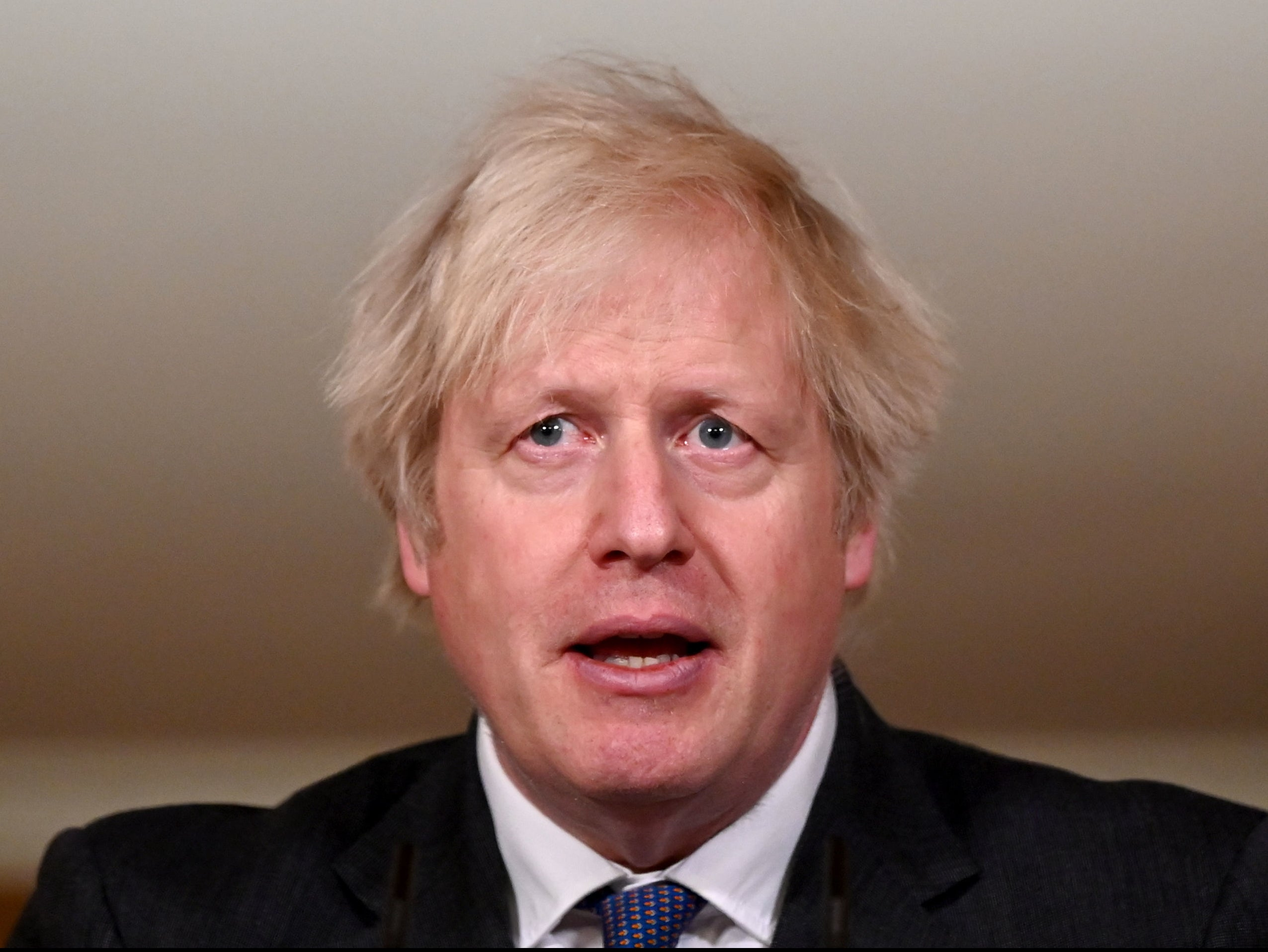 Boris Johnson news live: UK could become 'failed state', PM warned