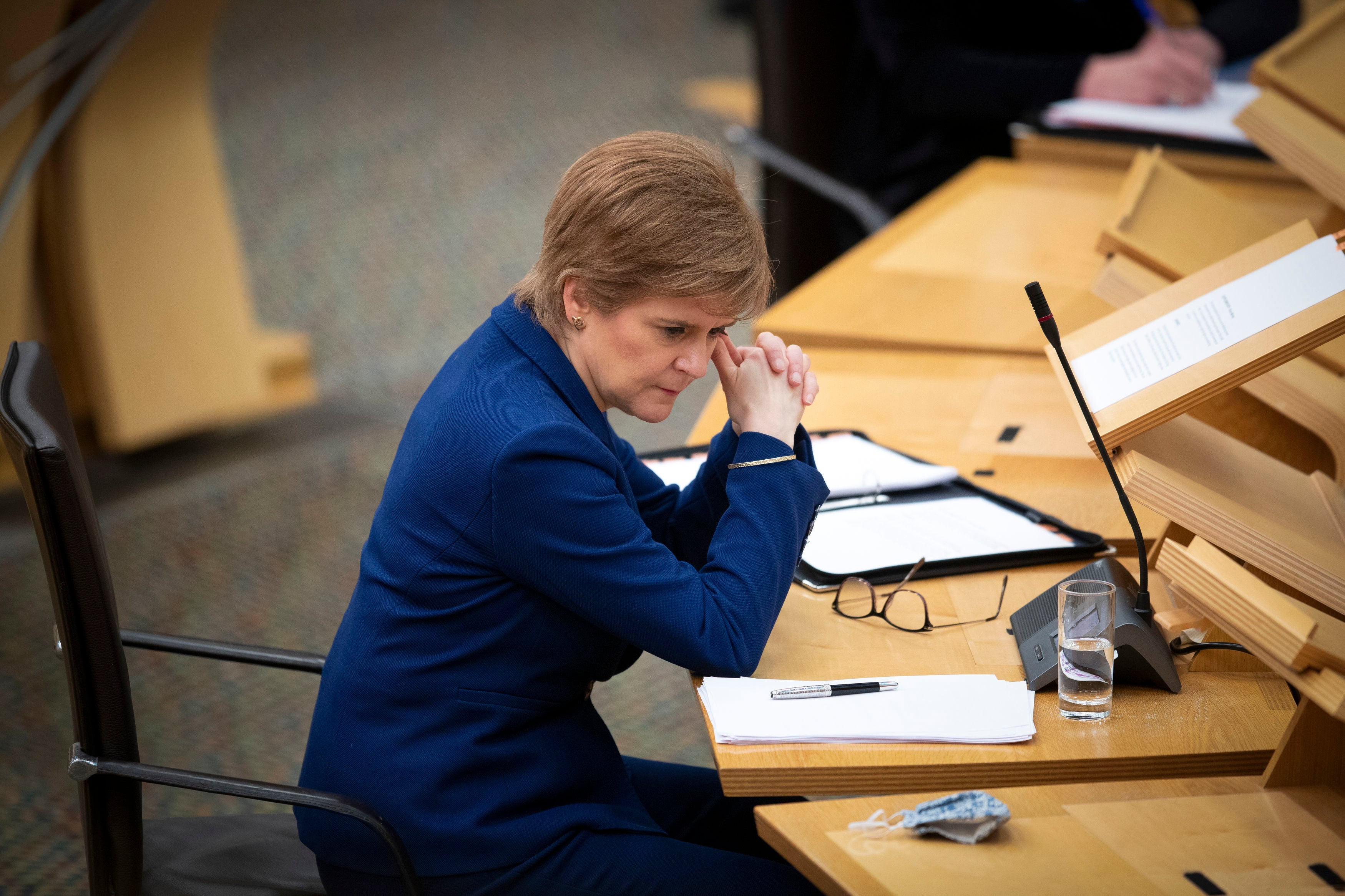 Nicola Sturgeon insists 'I did not mislead Parliament' as investigation into Alex Salmond affair stepped up