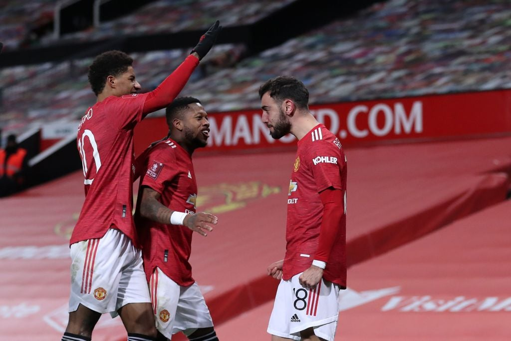 Manchester United vs Liverpool result: Player ratings as Ole Gunnar Solskjaer's side progress in FA Cup