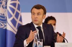 Biden y Macron se comprometen a fortalecer lazos tras primer encuentro