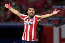 LaLiga: Atlético de Madrid remonta al Valencia con un Luis Suárez inspirado