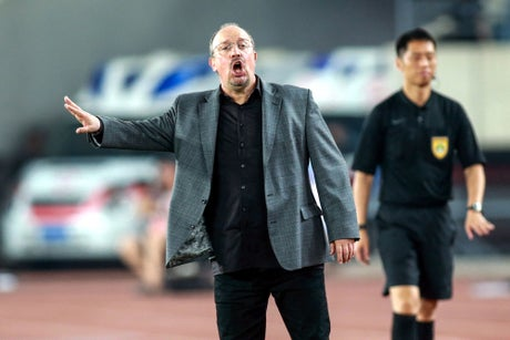 Celtic, Chelsea, Newcastle? Rafa Benitez wants big European job after leaving Chinese Super League