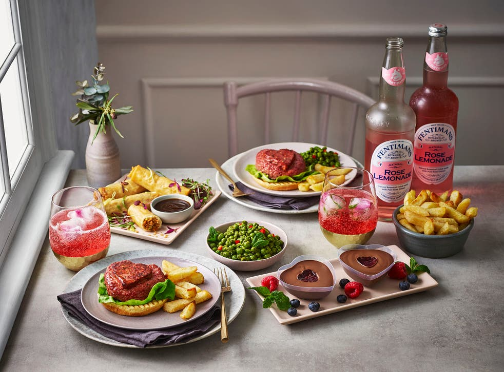 Valentine S Meal Deal 2021 Supermarket Dine In Offers From M S Tesco Asda And More The Independent