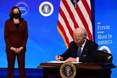 """COVID: Biden buscará prohibir el término """"Virus de China"""" en su lucha contra el racismo y la xenofobia"""