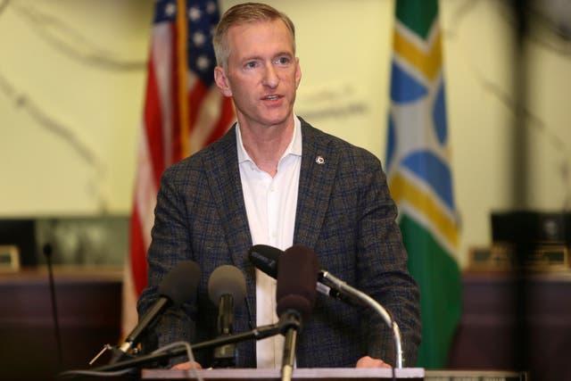 Portland Protests-Mayor