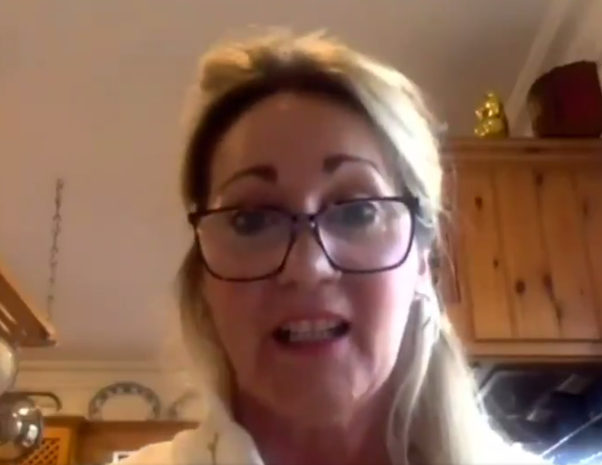 Brexiteer fishing campaigner furiously complains she's got 'no fish' after Boris Johnson's deal