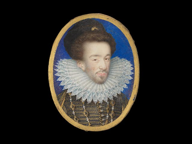 <p>King Henry III was fond of wearing women's clothes at court&nbsp;</p>