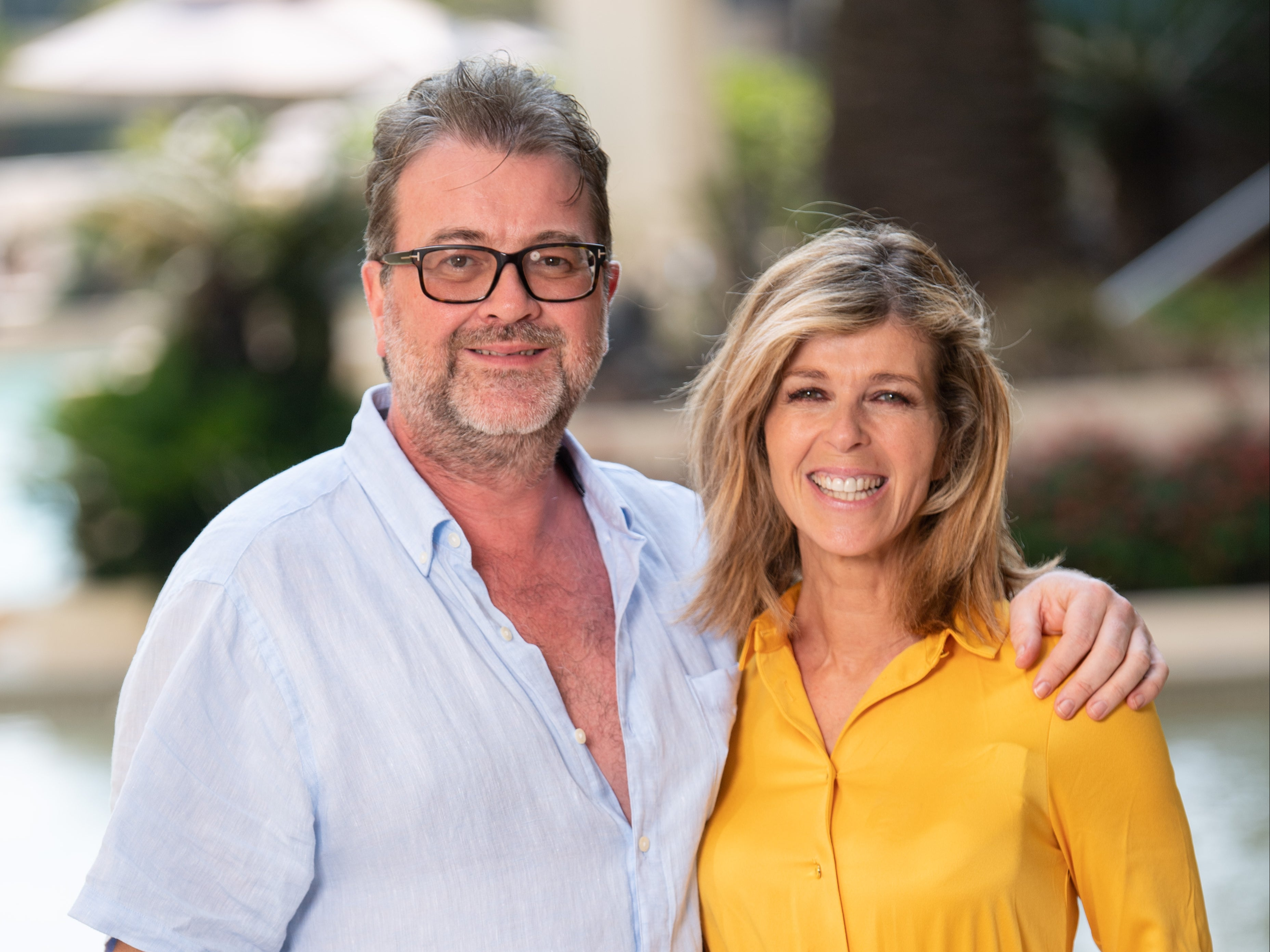 Piers Morgan says Kate Garraway's husband 'may never come out of coma'