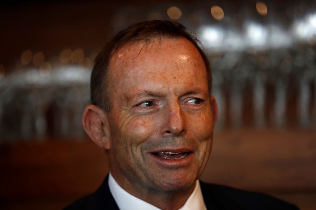 Covid: Former Australia PM Tony Abbott rants about 'virus hysteria'