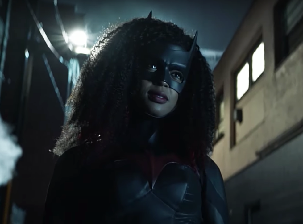 <p>As a martial artist, Javicia Leslie is doing many of her own stunts on 'Batwoman'</p>