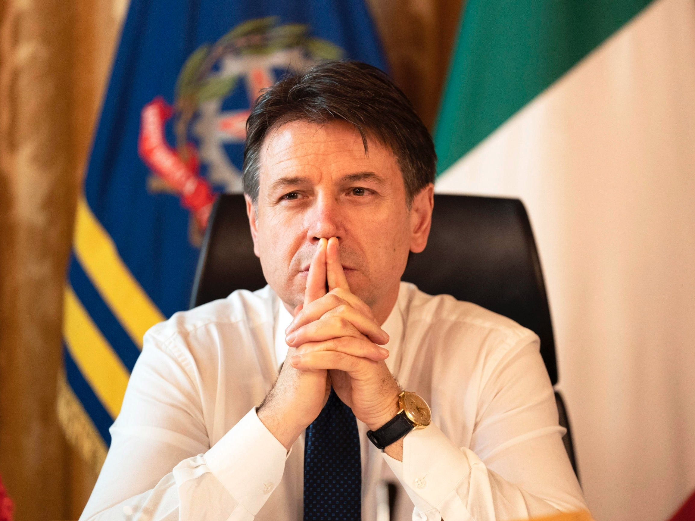 Italian prime minister Giuseppe Conte resigns in tactical bid to form new coalition - independent