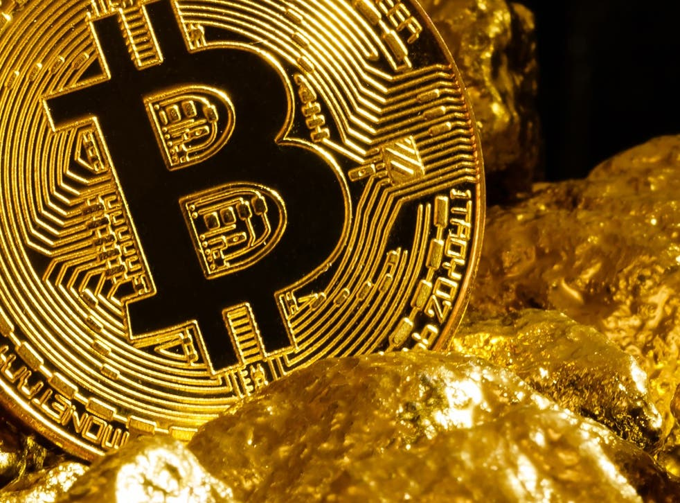 Cryptocurrency analysts have likened bitcoin to 'digital gold'