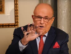 YouTube suspende a Giuliani del programa de socios