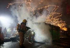 Holanda arresta a 131 tras disturbios por confinamiento