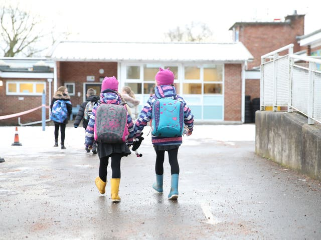 Boris Johnson has announced schools in England will remain closed until at least 8 March