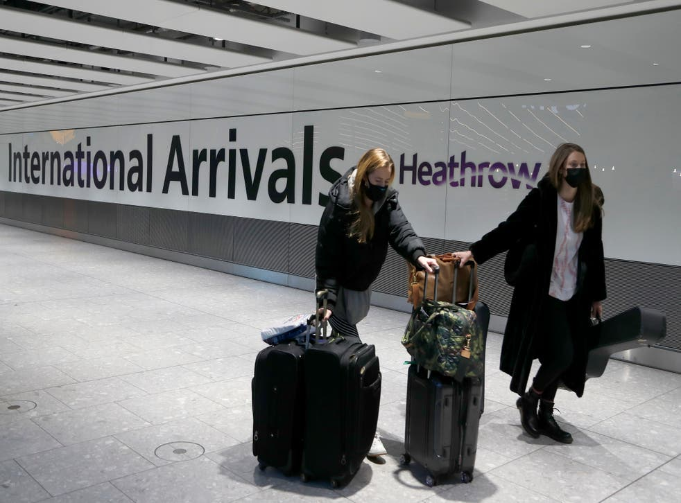<p>Scientists have warned that only a full travel ban or mandatory quarantine will stop variants spreading</p>