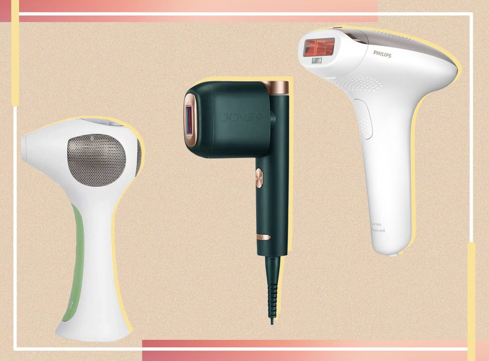 Best Ipl And Laser Hair Removal Machines For 2021 For Home Use The Independent
