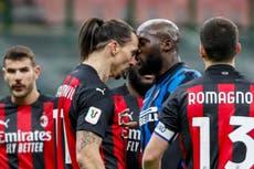 Federación investigará pleito entre Ibrahimovic y Lukaku