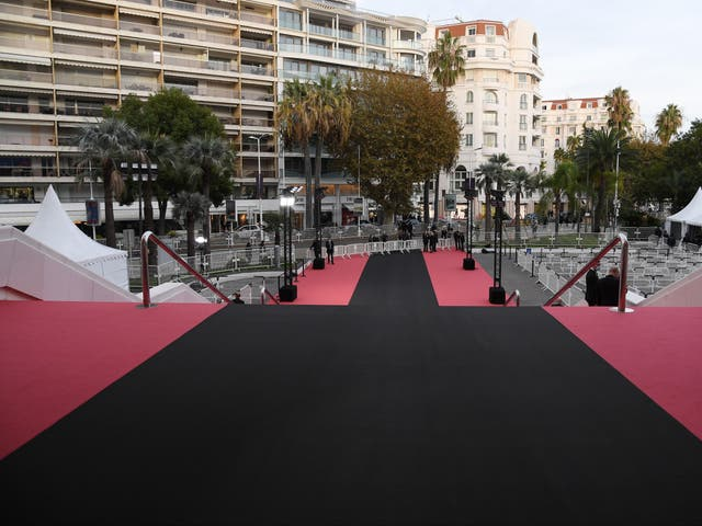 <p>Cannes Film Festival postponed from May to July 2021</p>
