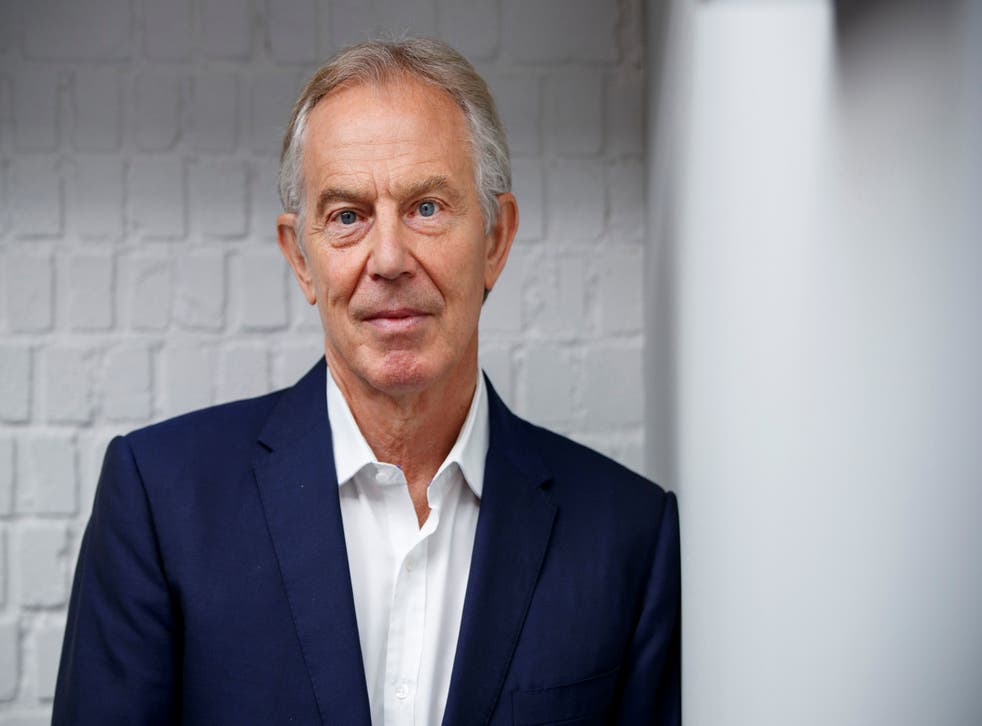 Former Labour leader Tony Blair said the G7 is the perfect opportunity to talk about global vaccine passports