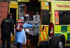 COVID: Las muertes por coronavirus en el Reino Unido aumentan en 587