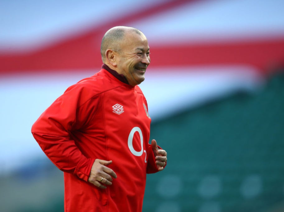 England understand positive role Six Nations can play during pandemic, says Eddie Jones