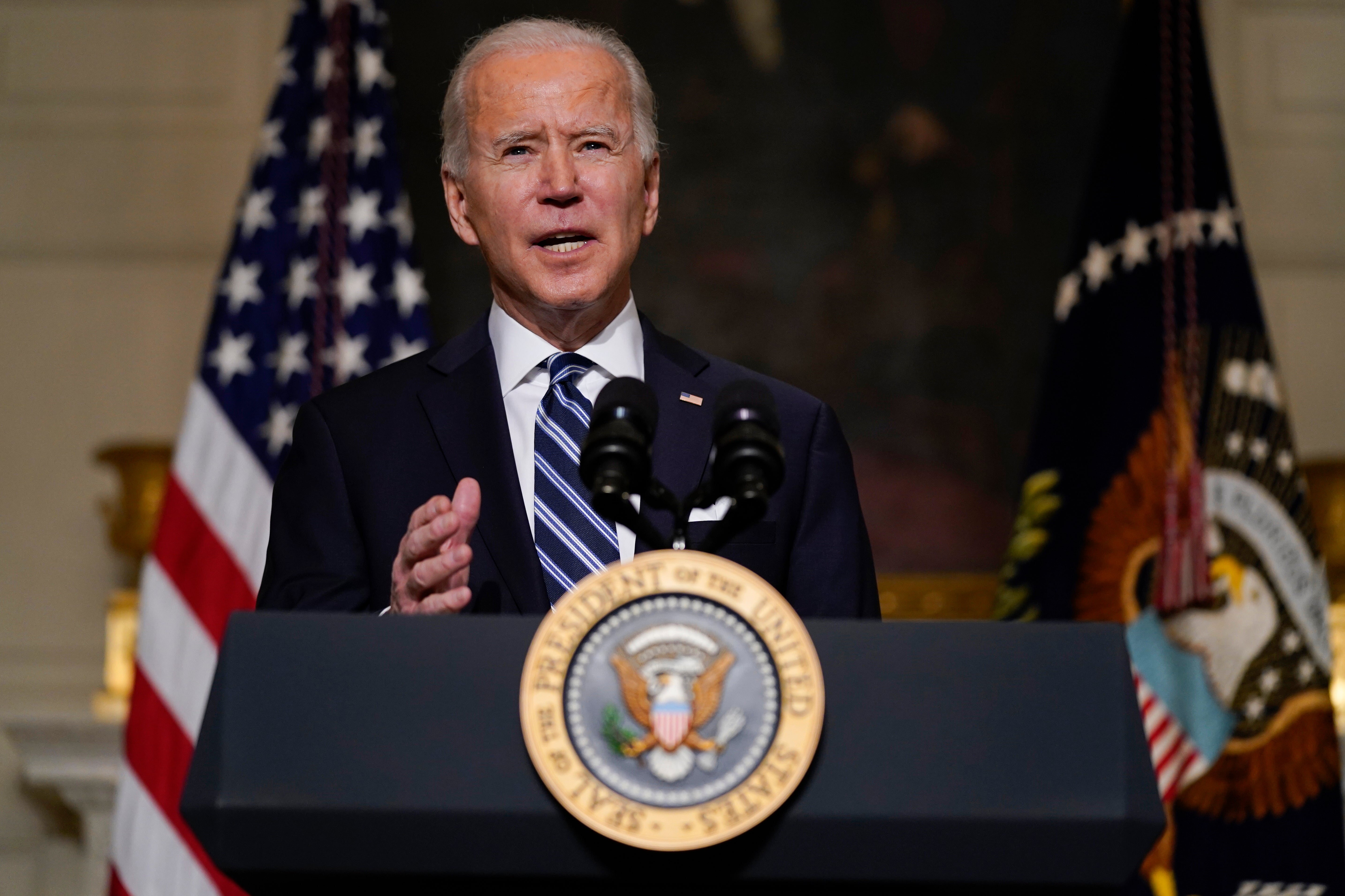New Biden health care orders begin to unspool Trump policies Joe Biden administration policies Barack Obama judges