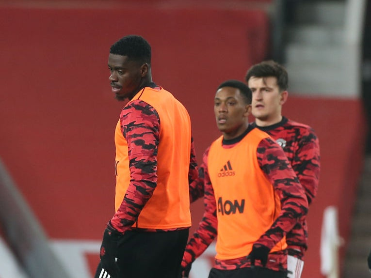 Manchester United condemn 'mindless idiots' who racially abused Axel Tuanzebe and Anthony Martial